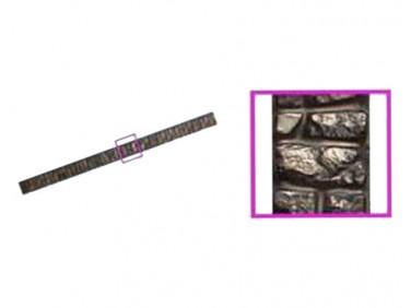 Форма столба №8 4 секции стеклопластик MF 14,5х15,5х280 см