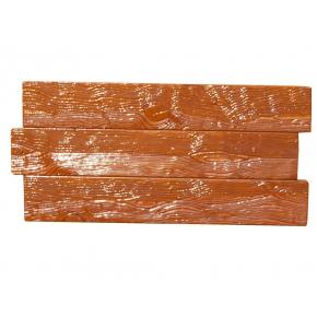 Форма для плитки Блок Три доски 90х46 см АБС MF