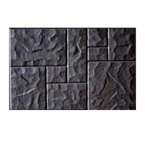 Форма для плитки Блок дорожный Колотый камень 75х50 см АБС MF