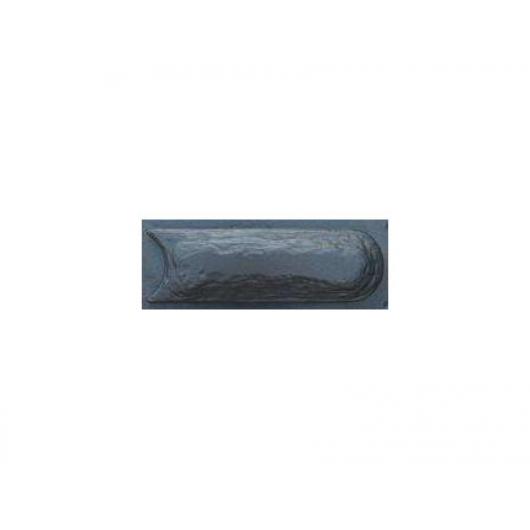 Форма Бордюр поворотный 40х12х5 см АБС MF