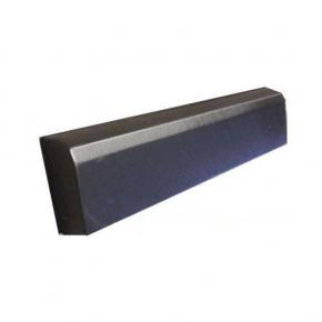 Форма Бордюр Гладкий 50х12х5,5 см АБС MF
