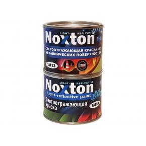 Светоотражающая краска для металла NoxTon синяя - интернет-магазин tricolor.com.ua
