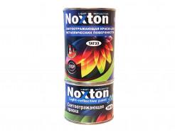 Светоотражающая краска для металла NoxTon розовая - изображение 2 - интернет-магазин tricolor.com.ua