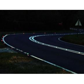Светоотражающая краска для бетонных поверхностей NoxTon зеленая - изображение 4 - интернет-магазин tricolor.com.ua