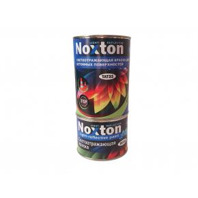 Светоотражающая краска для бетонных поверхностей NoxTon зеленая - изображение 3 - интернет-магазин tricolor.com.ua