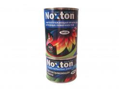 Светоотражающая краска для бетонных поверхностей NoxTon оранжевая - изображение 3 - интернет-магазин tricolor.com.ua