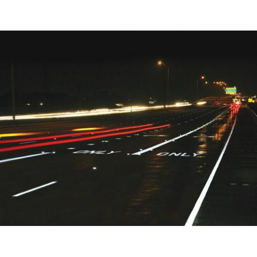 Светоотражающая краска для бетонных поверхностей NoxTon оранжевая - изображение 2 - интернет-магазин tricolor.com.ua