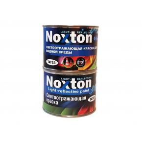 Светоотражающая краска для водной среды NoxTon оранжевая