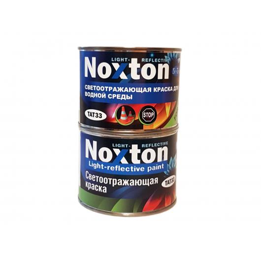 Светоотражающая краска для водной среды NoxTon оранжевая - интернет-магазин tricolor.com.ua