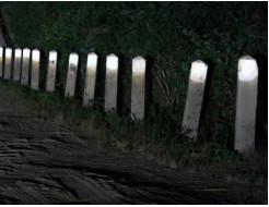 Светоотражающая краска для деревянных поверхностей NoxTon красная - изображение 2 - интернет-магазин tricolor.com.ua