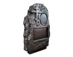 Форма для памятника Стелла №1 АБС MF 80х55х11 см - интернет-магазин tricolor.com.ua
