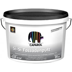 Штукатурка силикат-силиконовая камешковая Capatect Standard Si-Si Fassadenputz K20, B1