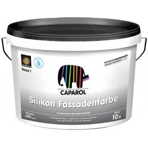 Краска фасадная силиконовая Capatect Standard Silikon Fassadenfarbe B3