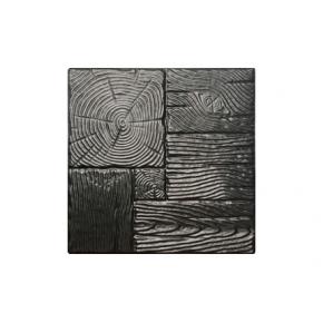 Форма плитки №9 Дерево 40х40 АБС BF