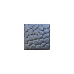 Доборник к тротуарной плитке Италия №6 Галька АБС BF 20х20 см