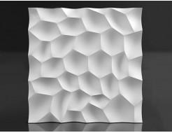 Форма 3Д панель №6 50х50 см (АБС) БудФорма - изображение 2 - интернет-магазин tricolor.com.ua