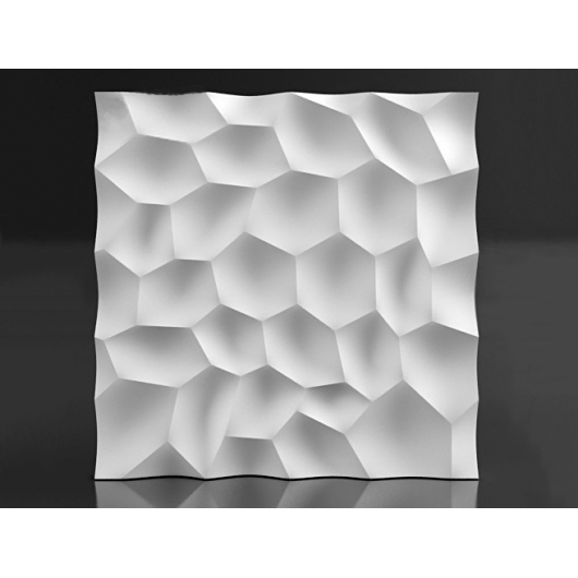 Форма 3Д панель №6 50х50 см АБС BF - изображение 2 - интернет-магазин tricolor.com.ua