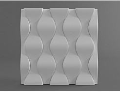 Форма 3Д панель №14 50х50 см (АБС) БудФорма - изображение 2 - интернет-магазин tricolor.com.ua