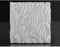 Форма 3Д панель №2 50х50 см (АБС) БудФорма - изображение 2 - интернет-магазин tricolor.com.ua