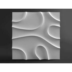 Форма 3Д панель №22 50х50 см АБС BF - изображение 2 - интернет-магазин tricolor.com.ua