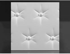 Форма 3Д панель №3 50х50 см (АБС) БудФорма - изображение 2 - интернет-магазин tricolor.com.ua