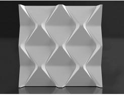 Форма 3Д панель №1 50х50 см (АБС) БудФорма - изображение 2 - интернет-магазин tricolor.com.ua