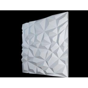 Форма 3Д панель №9 50х50 см АБС BF - изображение 2 - интернет-магазин tricolor.com.ua