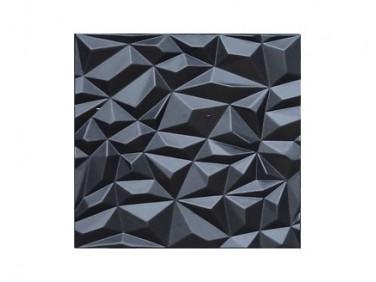Форма 3Д панель №9 50х50 см (АБС) БудФорма