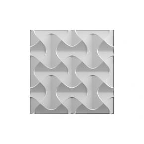 Форма 3Д панель №15 50х50 см АБС BF