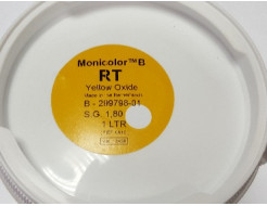 Пигментная паста Monicolor-B RT-желтая - изображение 3 - интернет-магазин tricolor.com.ua