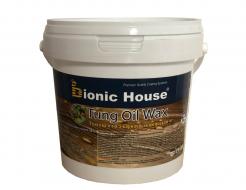 Масло тунговое с карнаубским воском Hard Tung oil Bionic House - изображение 3 - интернет-магазин tricolor.com.ua