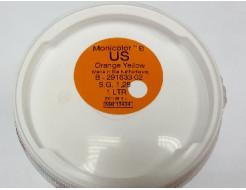 Пигментная паста Monicolor-B US-оранжевая - изображение 4 - интернет-магазин tricolor.com.ua