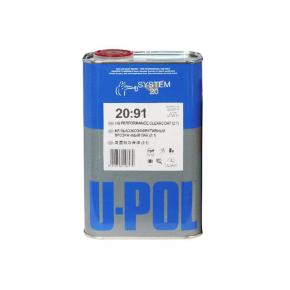 Лак акриловый U-Pol 2:1 2091 HS 5л (без отвердителя)