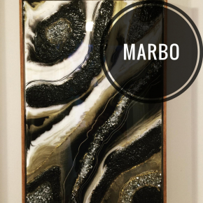 Краситель для смол и полиуретанов Marbo черный - изображение 2 - интернет-магазин tricolor.com.ua