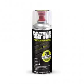Raptor 2K Защитное покрытие повышенной прочности черное