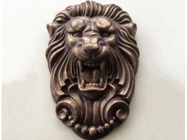 Форма Барельеф льва 54х36 см АБС Мастера Форм