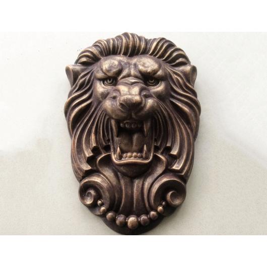 Форма Барельеф льва 54х36 см АБС MF