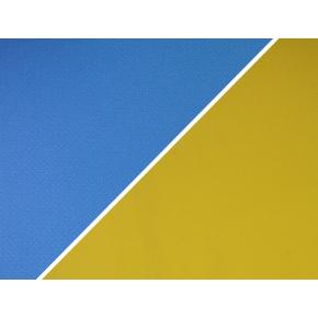Коврик-каремат Izolon Optima Light 16 180х60 сине-желтый
