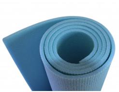 Коврик-каремат Izolon Optima Light голубой - изображение 3 - интернет-магазин tricolor.com.ua