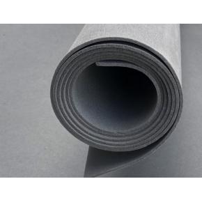 Фоамиран 02 темно-серый 1,5х1 м