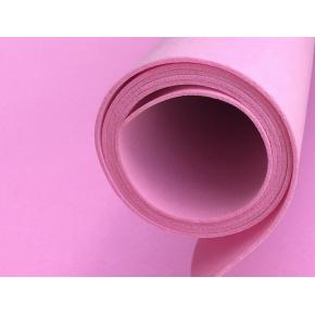 Фоамиран 02 розовый 1,5х1 м