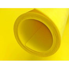 Фоамиран 02 желтый 1,5х1 м