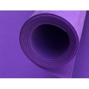 Фоамиран 02 фиолетовый 1,5х1 м