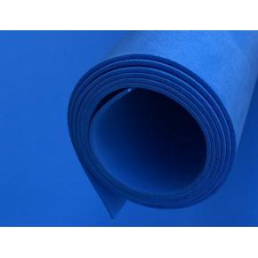 Фоамиран 03 синий 1,5х1 м