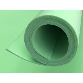 Фоамиран 02 светло-зеленый 1,5х1 м