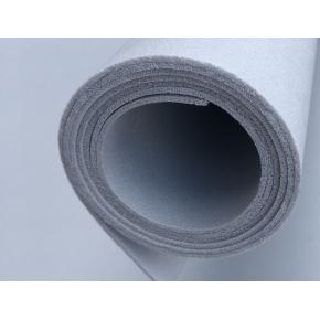Фоамиран 02 серый 1,5х1 м