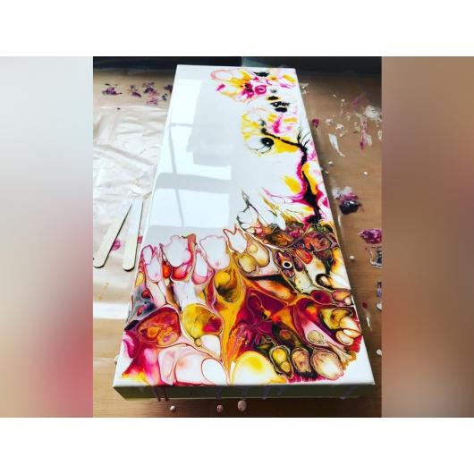 Жидкий акрил Pouring Medium Art Kompozit - изображение 4 - интернет-магазин tricolor.com.ua