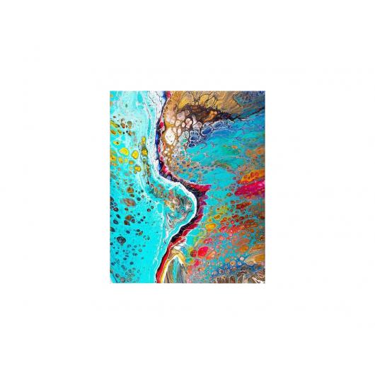 Жидкий акрил Pouring Medium Art Kompozit - изображение 3 - интернет-магазин tricolor.com.ua