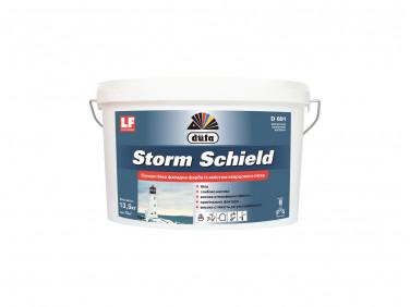 Суперустойчивая фасадная краска с кварцевым песком Storm Schield D691 Dufa