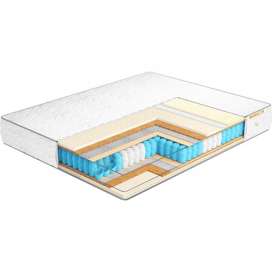 Ортопедический матрас Musson Элит Memory Dual Pocket Spring 140х200 - интернет-магазин tricolor.com.ua